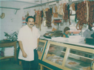 Antigua carnicería